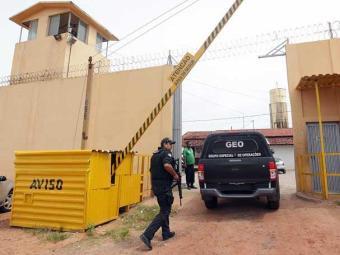 Situação no presídio de Pedrinhas serve de alarme para governo - Foto: MÁRCIO FERNANDES/ESTADÃO CONTEÚDO