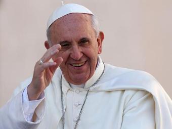 Ainda não se tem certeza se o próprio Papa aparecerá na cinebiografia - Foto: Stefano Rellandini   Agência Reuters