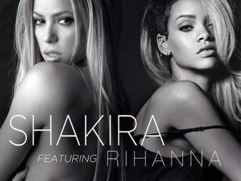 Can't Remember To Forget You mistura de pop e rock e é cantado na maior parte do tempo por Shakira - Foto: Reprodução