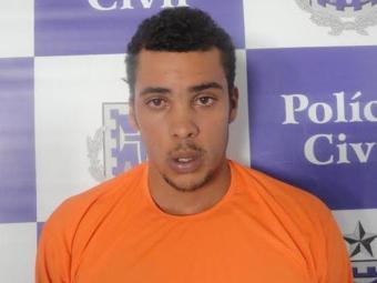 Segundo a polícia, Zezinho teria desferido um soco na vítima - Foto: Divulgação/ Polícia Civil