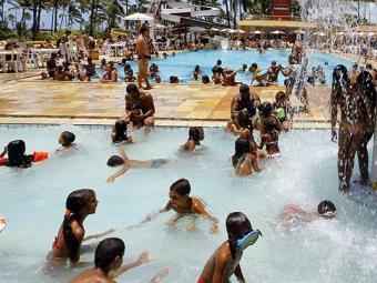 Segundo Ministério da Saúde, afogamentos com crianças é a segunda maior causa de acidente - Foto: Fernando Vivas | Ag. A TARDE