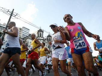 Prova em homenageia ao Senhor do Bonfim abre calendário de corridas de rua da Bahia - Foto: Arestides Baptista | Ag. A TARDE