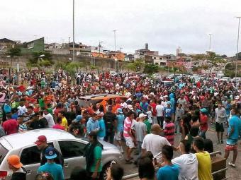 Foto da comunidade no Facebook remete a evento já realizado em Salvador - Foto: Reprodução | Facebook