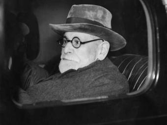Pai da psicanálise, Sigmund Freud - Foto: Ag. A TARDE