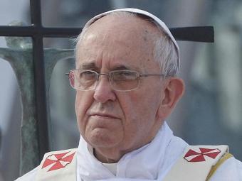 Papa admite culpa da Igreja em casos de pedofilia - Foto: Agência Reuters