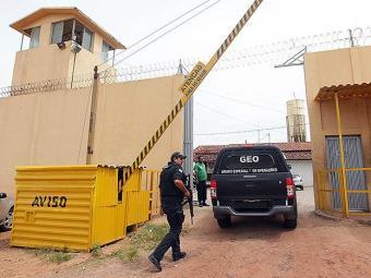 Em nota, governo estadual diz que clima é de 'tranquilidade' no Complexo de Pedrinhas - Foto: Márcio Fernandes l Estadão Conteúdo