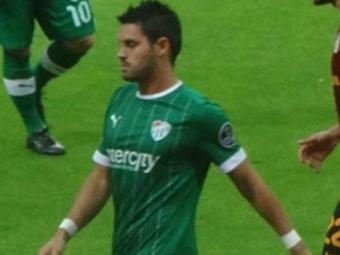 Sebastián Pinto atualmente está no clube turco Bursaspor - Foto: | Ag. A TARDE