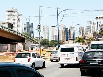 Bloqueio será feito na pista da Avenida Vasco da Gama, sentido Bonocô - Foto: Mila Cordeiro/ Ag. A TARDE