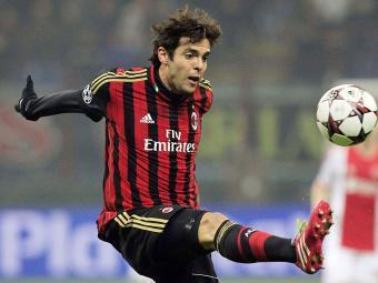 Kaká sonha em disputar a Copa no Brasil - Foto: Agência Reuters
