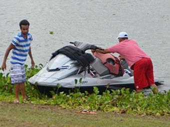 Amigos de Jean realizaram buscas no sábado, mas não o acharam - Foto: Ed Santos | Acorda Cidade