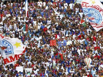 Elenco do Bahia terá o primeiro encontro com a torcida em 2014 - Foto: Eduardo Martins | Ag. A TARDE