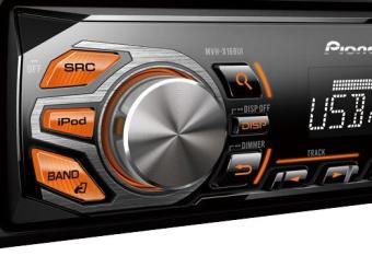 o usuário poderá ouvir músicas ao mesmo tempo que carrega o celular - Foto: Divulgação | Pioneer