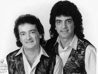 Marcio Augusto e o irmão Ronald Antonucci - Foto: Divulgação