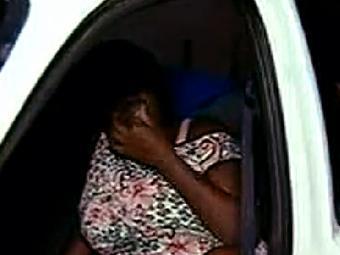 Verônica teve atendimento negado em dois hospitais - Foto: Reprodução | TV Record Bahia