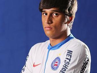 Anderson Mello, 20 anos, pode ganhar chance no jogo desta quarta contra o Santa Cruz - Foto: Esporte Clube Bahia | Divulgação