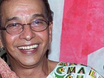 Di Paula está internado desde o dia 29 de dezembro - Foto: Carlos Santana | Arquivo | Ag. A TARDE