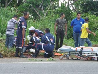 Elzeniro aguardava condução para se deslocar ao hospital - Foto: Divulgação/ Radar64