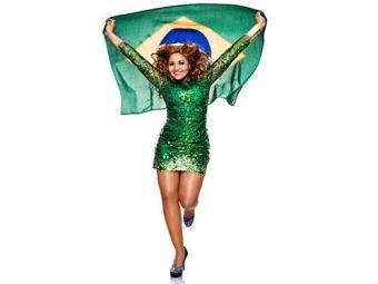 Gaby vai cantar sucessos dela e de outros artistas - Foto: Junior Franch   Divulgação