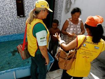 Índice de infestação na cidade é de 2,6% - Foto: Luiz Tito | Ag. A TARDE