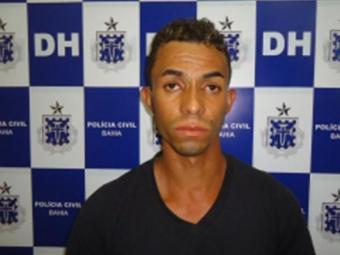 Deivison tem várias passagens pela polícia por roubo e por um outro homicídio - Foto: Divulgação/Polícia Civil