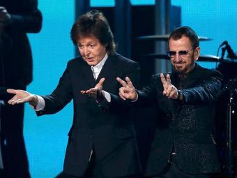 Tributo foi uma homenagem ao primeiro dia que os Beatles apareceram na TV dos EUA - Foto: Mario Anzuoni | Reuters