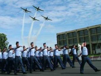 Candidatos devem ser do sexo masculino e ter nível médio completo - Foto: Divulgação l Força Aérea Brasileira