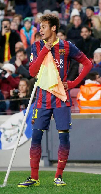 Médicos do Barça recomendaram repouso para o jogador - Foto: Agência Reuters