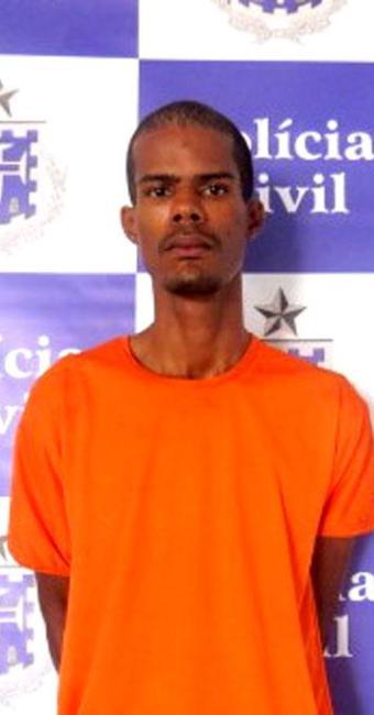 Jeã foi preso na quinta ao se apresentar no DHPP - Foto: Divulgação | Polícia Civil