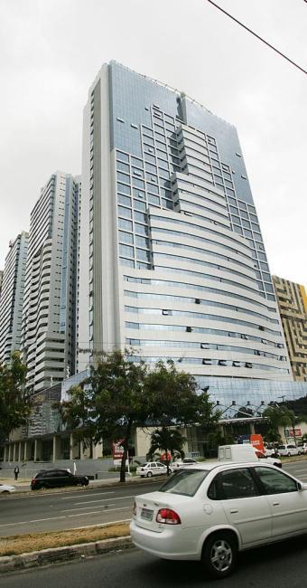 Misto de empresarial e residencial, o Salvador Prime tem um total de quatro torres - Foto: Joá Souza | Ag. A TARDE