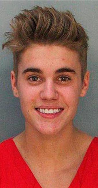 Justin Bieber foi preso em Miami por estar participando de um racha de carros - Foto: Reprodução