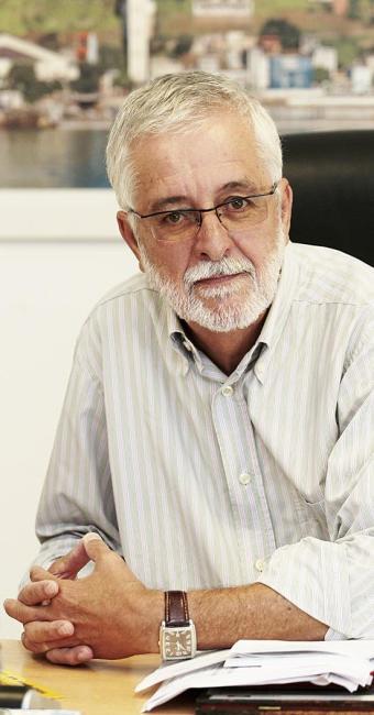 Cláudio Nogueira é diretor-geral da Band Bahia e colunista de A TARDE - Foto: Mila Cordeiro   Ag. A TARDE
