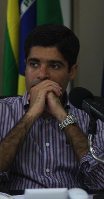 ACM Neto responde a perguntas de 12 lideranças da cidade - Foto: Lúcio Távora | Ag. A TARDE