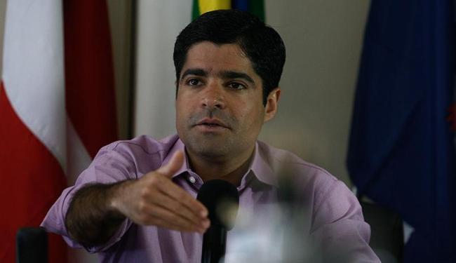 Segundo ACM Neto, quatro anos é o tempo necessário para Salvador ter o maior Réveillon do País - Foto: Raul Spinassé   Ag. A TARDE