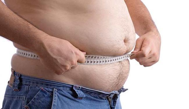 Estudo foi feito com pessoas com mais de 100 centímetros de cicuferência na barriga - Foto: Divulgação
