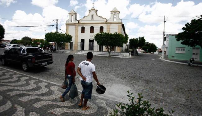 Cidade da região sisaleira teve a casa lotérica assaltada duas vezes. Dono quase deixa o ramo - Foto: Luiz Tito | Ag. A TARDE