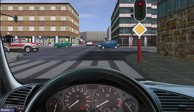 Imagem do simulador - Foto: Divulgação