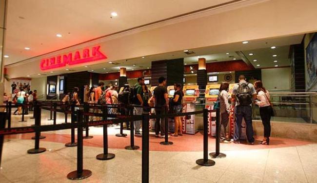Salas de cinema do Salvador Shopping apresentavam problemas de segurança - Foto: Margarida Neide | Ag. A TARDE