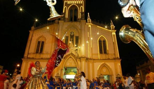 Festa da Lapinha relembra a trajetória dos três Reis Magos - Gaspar, Belchior e Baltazar - Foto: | Ag. A TARDE