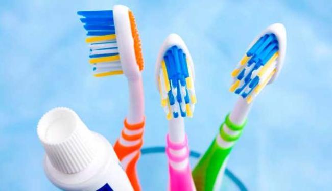 Uso inadequado de escova de dentes pode causar doenças