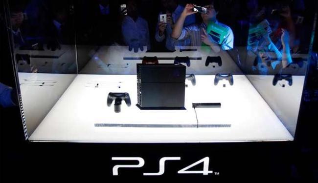 Videogames chegou com preço salgado no Brasil: R$ 4 mil - Foto: Agência Reuters