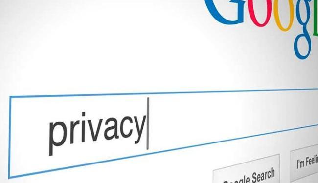 Google é criticado por não dar privacidade aos usuários - Foto: Divulgação