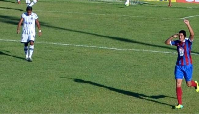 Esquadrãozinho passa pelo Asa e fica a um empate da segunda fase - Foto: Divulgação | E.C Bahia