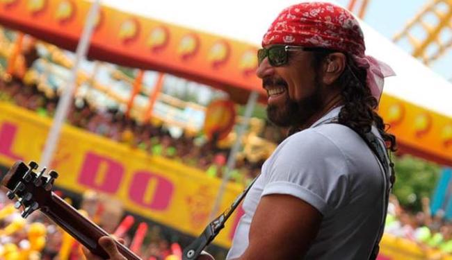 Bell vai puxar o bloco Vumbora! na terça de Carnaval - Foto: Fred Pontes | Divulgação