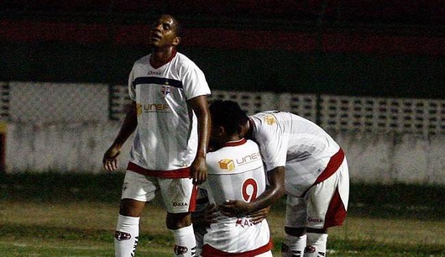 Bahia de Feira vai enfrentar o Corinthians na primeira fase da Copa do Brasil - Foto: Luiz Tito/Ag. A Tarde