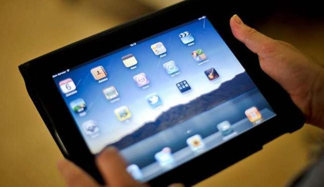 Tablet é um dos dispositivos móveis que está vendendo bastante atualmente - Foto: ABr