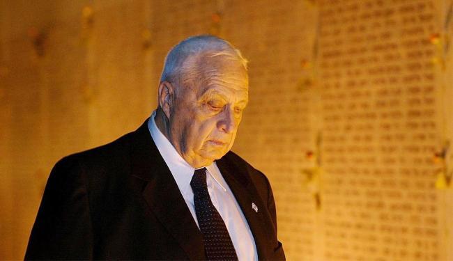 Sharon estava em coma há oito anos - Foto: Agência Reuters