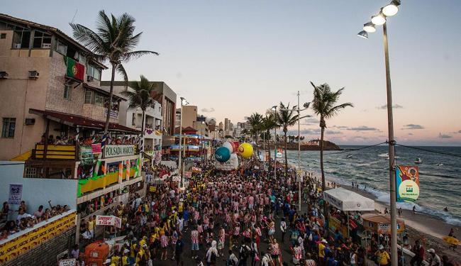 95% dos camarotes ficam no final da Barra e Ondina - Foto: Dorivan Marinho | Ag. A TARDE