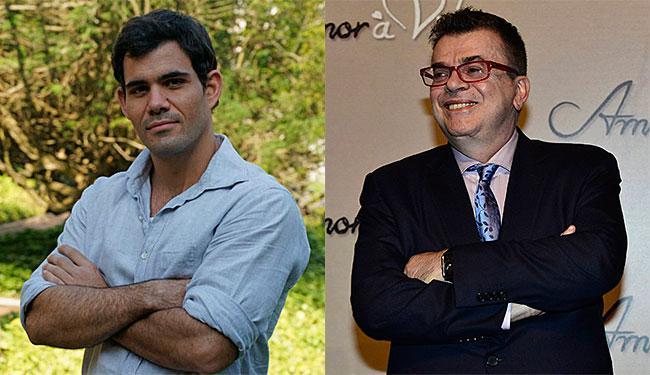 Cazarré disse que até agora não sabe dizer quem é o Ninho que Walcyr Carrasco escreveu - Foto: TV Globo | Divulgação