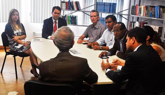Reunião aconteceu pela manhã no auditório do Procon - Foto: Divulgação   Procon-BA