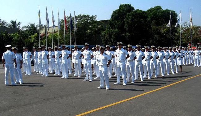 Inscrições começam em 3 de fevereiro - Foto: Marinha/ Divulgação